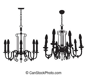 Luster Chandelier