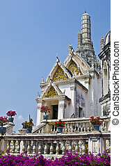 Phra Nakhon Khiri - part of the kings palace Phra Nakhon...