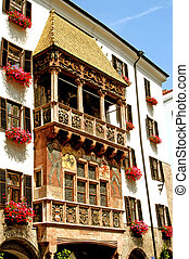The Golden Roof - Innsbruck - Austria - The house with the...