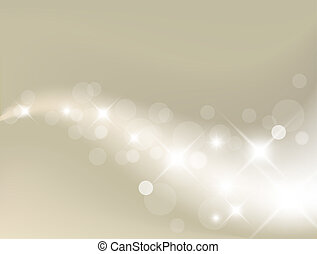 Light silver abstract background with place for your content