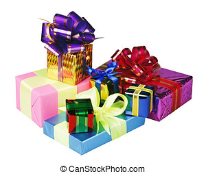 Christmas and New Year gifts