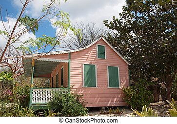 Cayman Islands Traditional Cottage