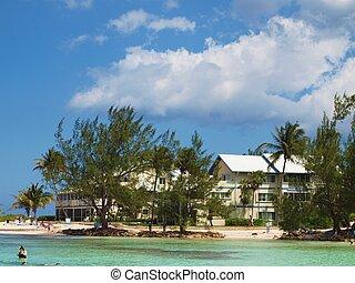 Rum Point Grand Cayman - Beachfront development at Rum Point...