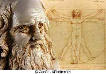 Leonardo da Vinci - Leonardo da vinci, one of the greatest...