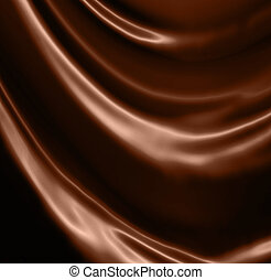 chocolate background - brown chocolate background of dark...
