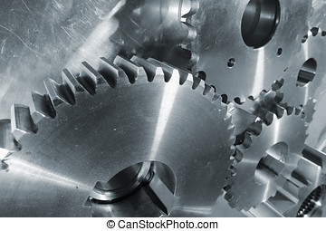 gear, engineering and geometry - gears and cogs, engineering...