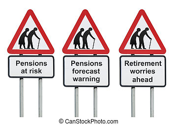 Pensions and retirement worries