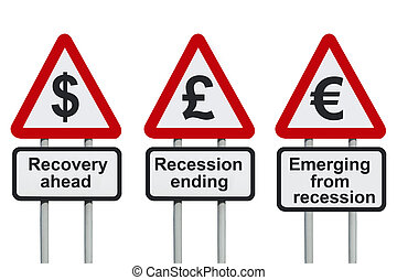Recession ending recovery ahead