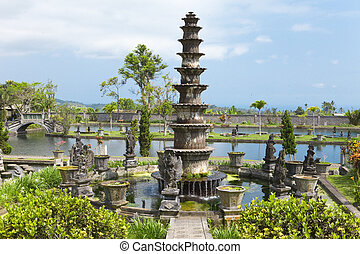 Bali, Indonesia, Imperial swimming baths
