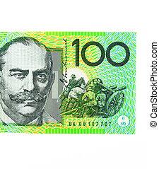 australian hundred dollar