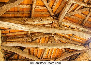 roof truss 01