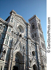 Cathedral and Giotto bell tower - Basilica Santa Maria del...