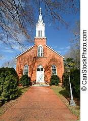 Antebellum Church - Historic Antebellum church in Madison,...