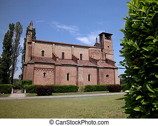 Basilica San Bassiano, Italy - Church of XII Apostles San...