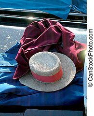 Gondola sailor hat, Venice