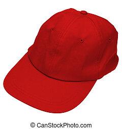 my red cap
