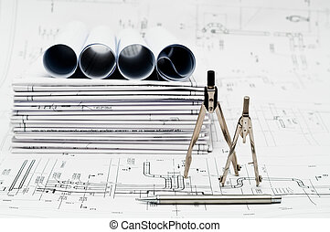 Project drawings paper