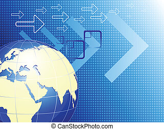 abstract corporate background  vector illustration