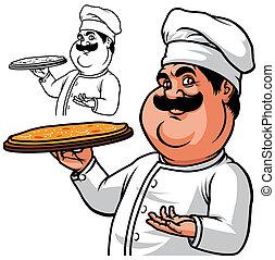 Pizza chef -  Pizza chef