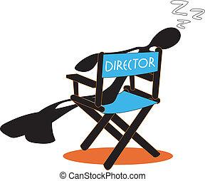 shadow man director sleep