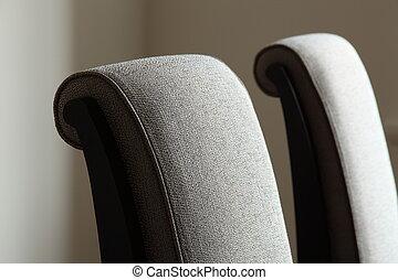 Dining room chair backs
