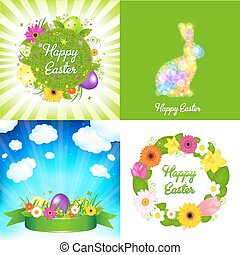 Happy Easter Cards