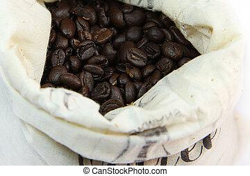 caffe - chicchi di caffe