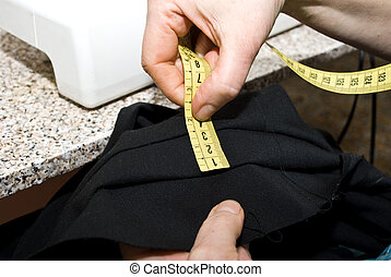 Tailor making measurements