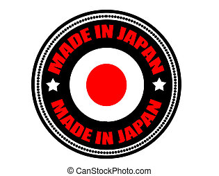 made in japan label