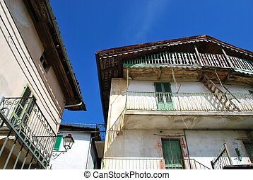 Country house - Typical traditional country house, Piedmont,...