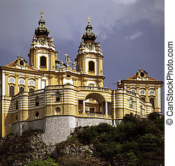 Abbey Melk, Austria