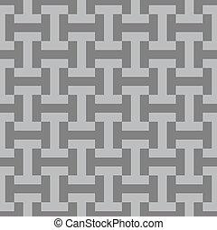 seamless gray I bar pattern