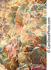 Colorful Granite Stone Background - A Colorful Granite Brown...