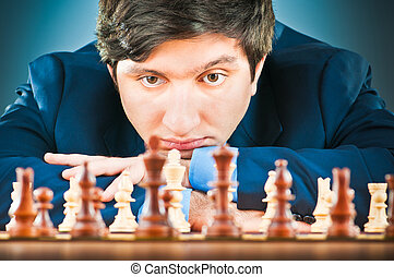 FIDE Grand Master Vugar Gashimov (World Rank - 12) from...