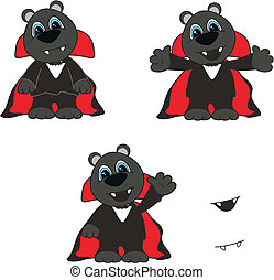 panther  dracula cartoon 08