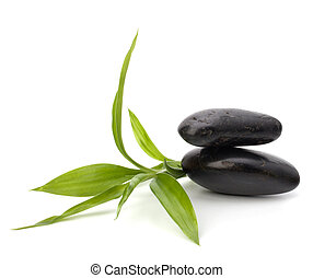Zen pebbles balance Spa and healthcare concept