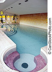 Swimming Pool - Thermal indoor swimming pool