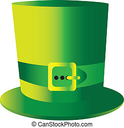 Irishman\'s Hat - An Irishman\'s hat is featured in a Saint...