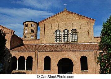 St. Apollinare in Classe church - St. Apollinare in Classe...