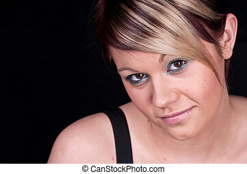 20 something female good looking portrait - photo 20...