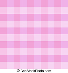 Pink checkered cloth - Sample pretty seamless not bright...