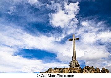 Valle de Los Caidos - Valley of the fallen - A memorial...