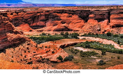 Canyon de Chelly Navajo Nation