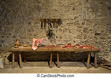Dover Castle Kings Kitchen
