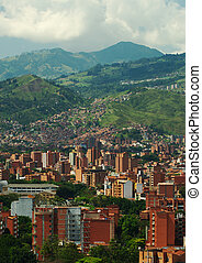 Medellin, City in Colombia - Medellin, the second biggest...