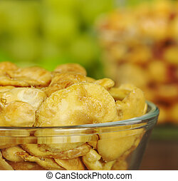 """Toasted Beans Called Habas - Peruvian beans called """"habas"""",..."""