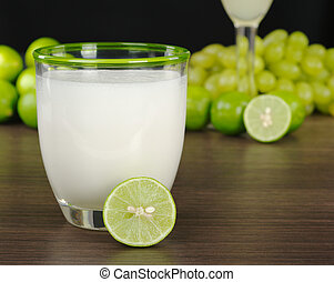 Peruvian Pisco Sour - Pisco Sour, a Peruvian cocktail from...