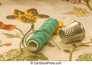sewing and embroidery - Useful sewing and embroidered cloth...