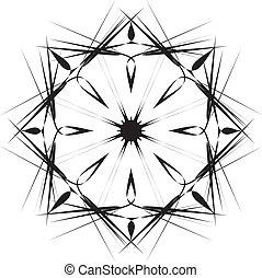 arabesque, structure, 1