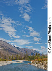 Vermillion River, Canada - Vermillion River, Kootenay...